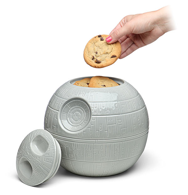 Five on friday the force awakens - Stormtrooper cookie jar ...