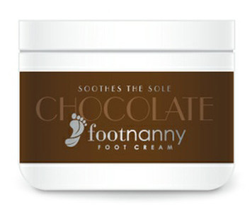 Footnanny chocolate